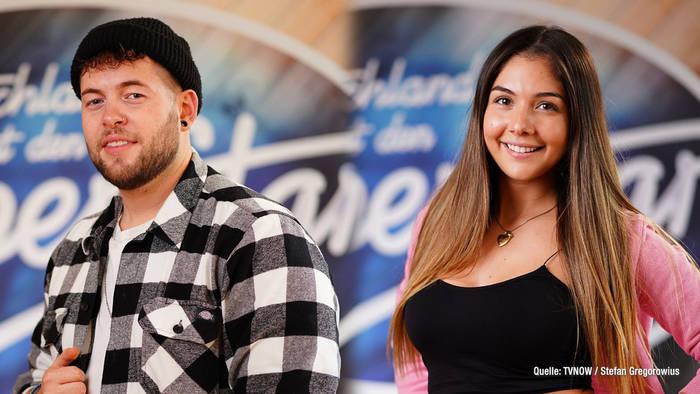 News video: DSDS-Kandidatin Katharina löscht alle Bilder mit Marvin