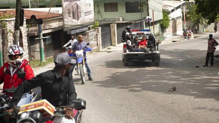 Video: Nach Präsidentenmord: Jagdszenen in Haiti