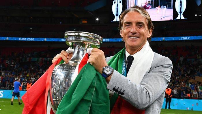 News video: Nach Italiens EM-Titel: Roberto Mancini fand seine