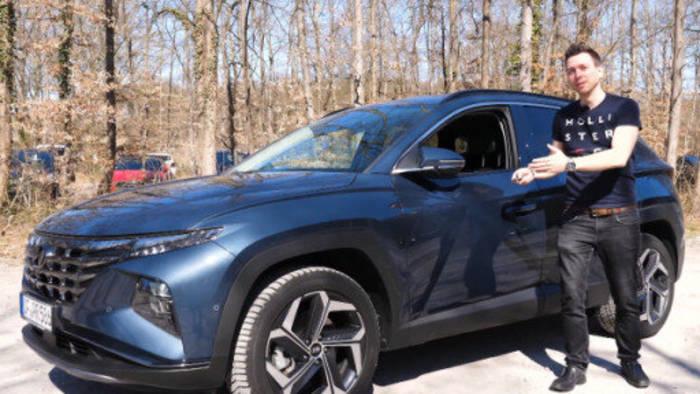 News video: Facelift: Hyundai Tucson Hybrid
