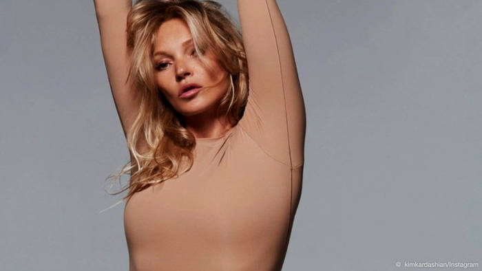 News video: Kate Moss: Neue Markenbotschafterin für Kim Kardashian