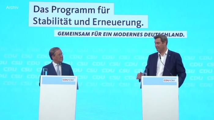 News video: Söder: Steuerentlastungen Grundphilosophie der Union