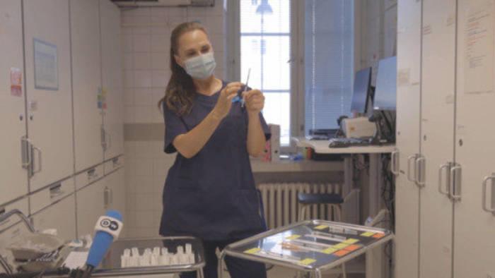 News video: Finnland: Geniale Idee ermöglicht mehr Impfungen