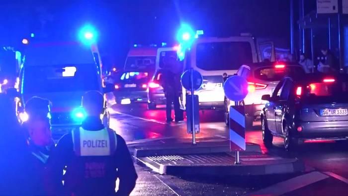 News video: Starkregen und Hochwasser - Zwei Feuerwehrmänner sterben