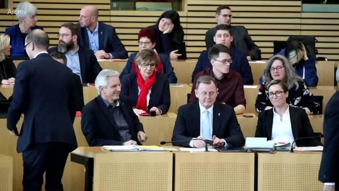 News video: Thüringen : Landtagsauflösung droht zu scheitern