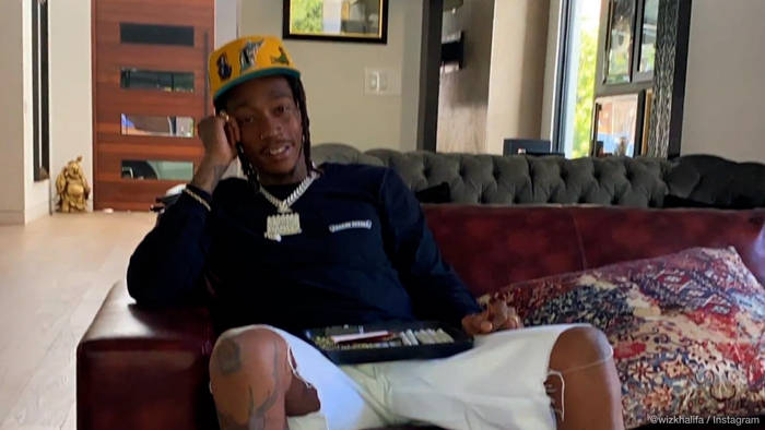 News video: Wiz Khalifa: Rapper mit Coronavirus infiziert