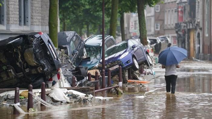 News video: Hochwasser: Lage in Lüttich noch nicht unter Kontrolle - weitere Tote befürchtet