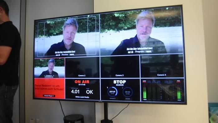 News video: Habeck: Schnelle Katastrophen-Hilfe und mehr Klimaschutz