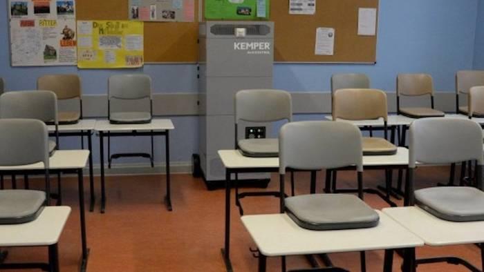 News video: Städtebundchef: Luftfilter in allen Klassenzimmern