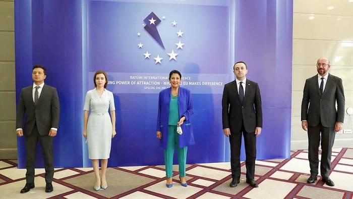News video: Batumi-Gipfel: Unterstützung und Forderungen der EU