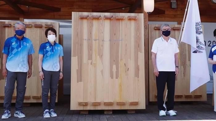 News video: Im Auge des Zorns: Thomas Bachs schwierige Tokio-Spiele