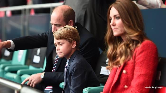 Video: Prinz George: Schicken ihn Prinz William & Herzogin Kate aufs Internat?