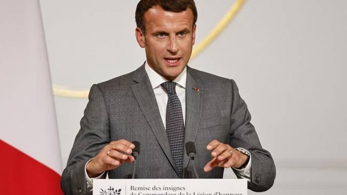 Video: Macron im Visier von Marokko?
