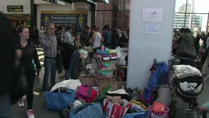 News video: Schweden: Neues Einwanderungsgesetz bestätigt verschärfte Regeln