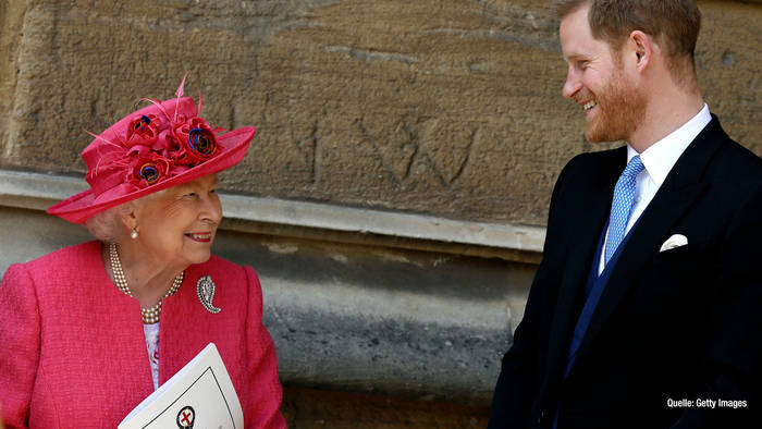 Video: Prinz Harry: Memoiren sollen Verhältnis zur Queen weiter belasten