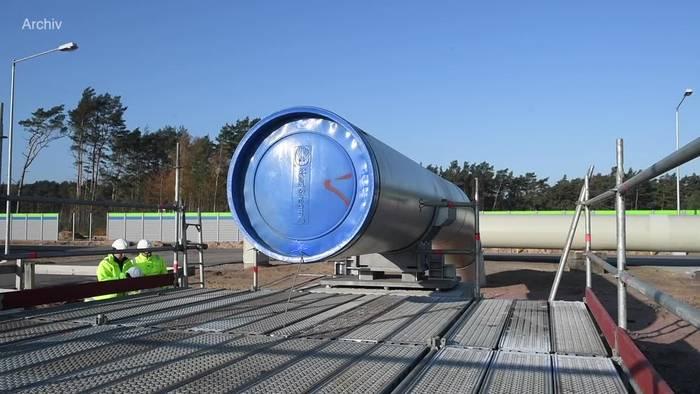 News video: Nord Stream 2: Einigung mit USA in Sicht
