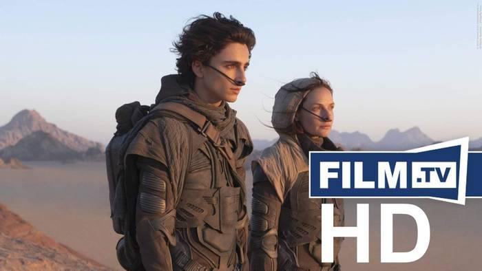 News video: Dune Trailer 2 Deutsch German (2021)