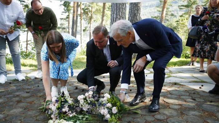 News video: 10 Jahre Utøya - Norwegens blutigster Anschlag der Nachkriegszeit