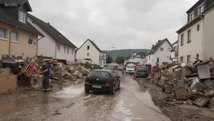 News video: Nach dem Hochwasser: Soforthilfe und schwindende Hoffnung