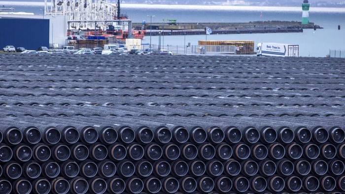 News video: Ukraine und Polen: Nord Stream 2 gefährdet Sicherheitslage in Europa