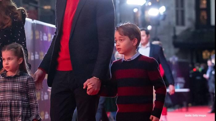 News video: Happy Birthday, Prinz George! Der junge Royal wird acht Jahre alt
