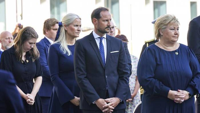 News video: Norwegen erinnert an Breiviks Opfer: Bewegende Zeremonie in Oslo