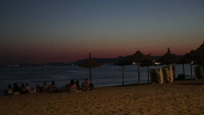 News video: Spanien mit Mallorca könnte Hochinzidenzgebiet werden