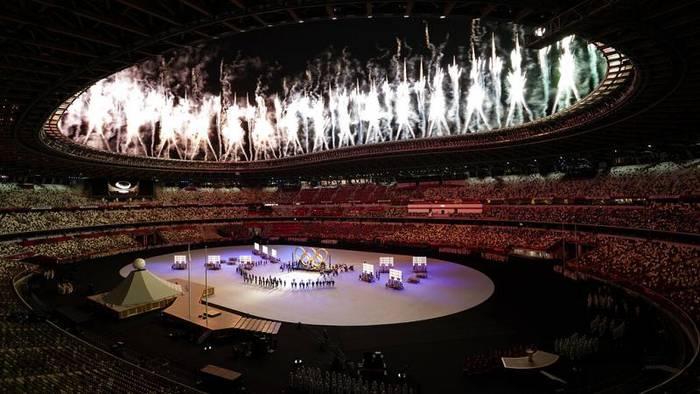 News video: Olympische Spiele eröffnet