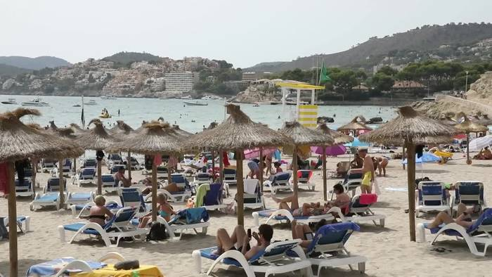 News video: Hochinzidenzgebiet Mallorca: Die meisten Urlauber wollen