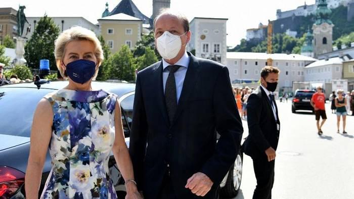 Video: Salzburger Festspiele mit FFP2-Masken: