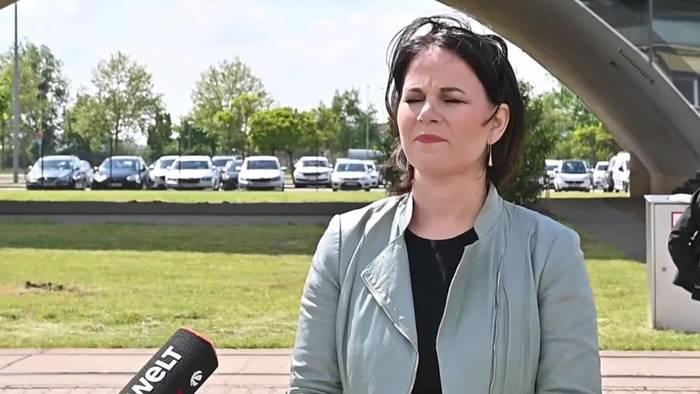 News video: Baerbock entschuldigt sich für «N-Wort» in Interview