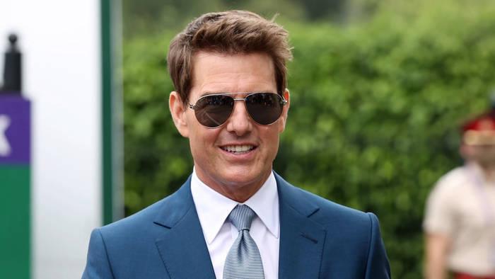 News video: Tom Cruise: Entspannter Urlaub vor der Küste Cornwalls