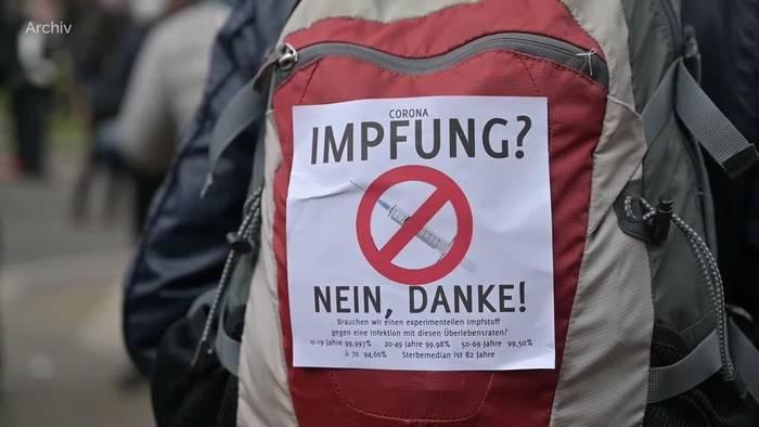 News video: Kommen mehr Einschränkungen für Nicht-Geimpfte?