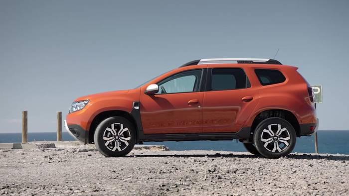 News video: Der neue Dacia Duster - Zwei Multimedialösungen stehen zur Wahl
