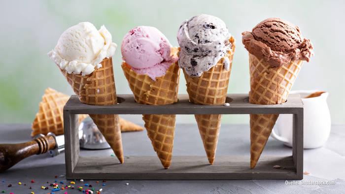 News video: Eis essen: DARUM sollten wir es nicht nur im Sommer tun