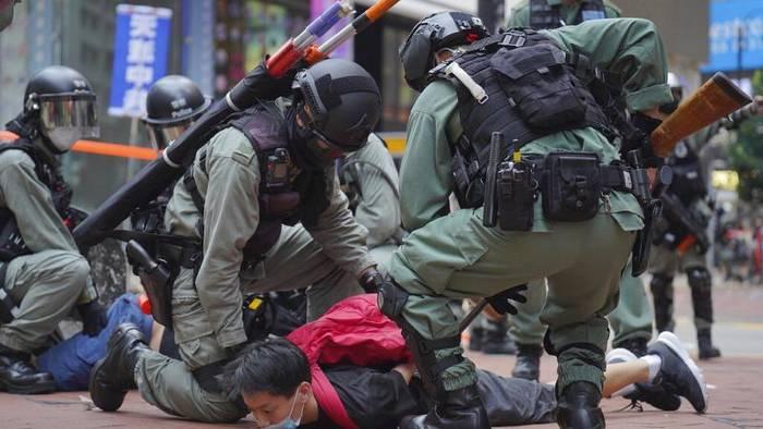 News video: Hongkong: Erster Schuldspruch auf Grundlage des Sicherheitsgesetzes