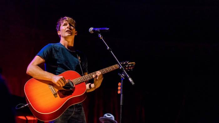 News video: James Blunt: 18 Monate auf Konzert gefreut...und dann das!