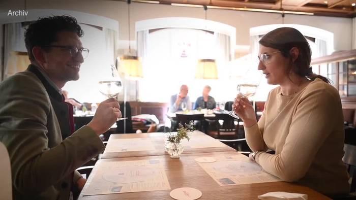 News video: Justizministerin: Restaurants können nur für Geimpfte öffnen