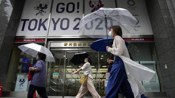 News video: Tokio: Einzelhändler enttäuscht von Olympia-Zuschauerverbot