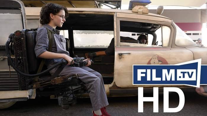 News video: Ghostbusters: Legacy Trailer Deutsch German (2021)