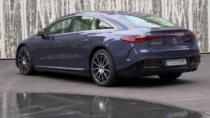 Video: Der neue Mercedes-Benz EQS - das Wichtigste in Kürze