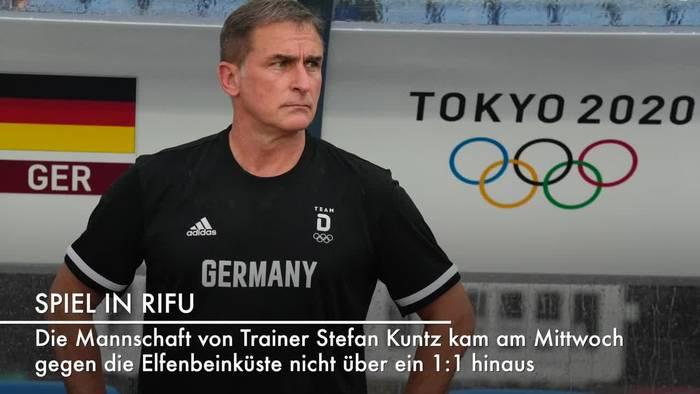 News video: 52 Tage nach EM-Triumph: Olympia-Aus für deutsche Fußballer