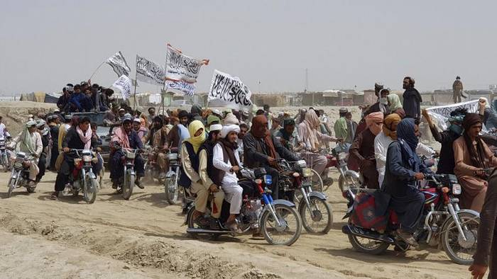 News video: Diplomatischer Erfolg: Taliban in China