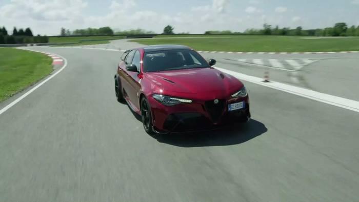 Video: Der neue Alfa Romeo Giulia GTA - Aerodynamik mit Formel-1-Knowhow von Sauber Engineering entwickelt