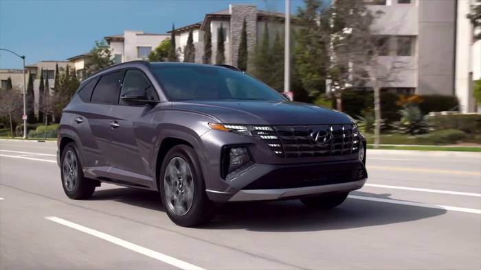 News video: Hyundai nennt Preise für TUCSON Plug-in-Hybrid