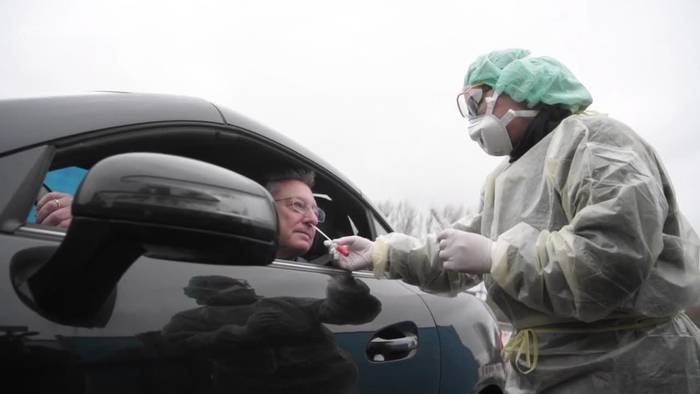 News video: Scholz: Corona-Tests kostenpflichtig, aber günstig machen