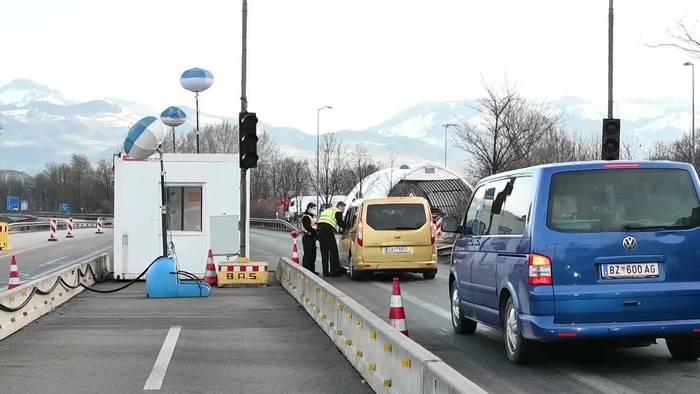 News video: Entwurf: Einreise-Testpflicht soll Vierte Welle verzögern