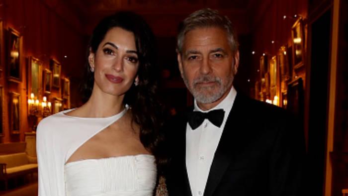 News video: George und Amal Clooney: Wieder schwanger — wieder Zwillinge?