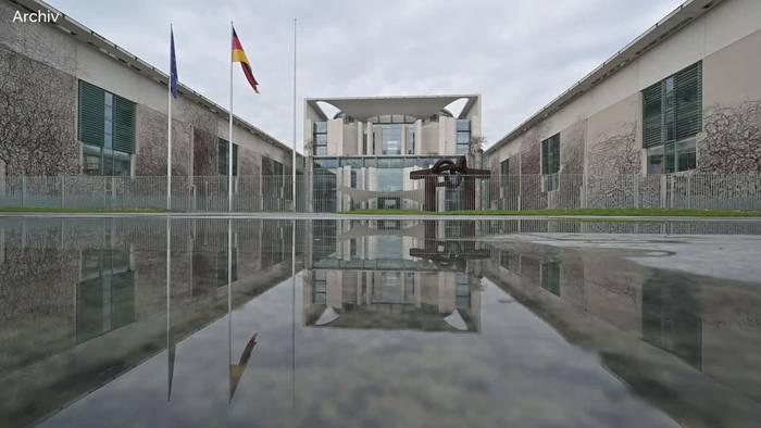 News video: Umfragen ergeben: Scholz überholt Laschet bei Kanzlerfrage
