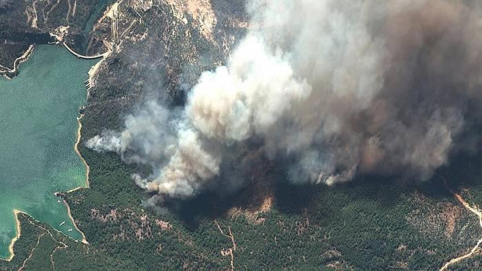 News video: Waldbrände in Europa: von der Türkei bis nach Sibirien
